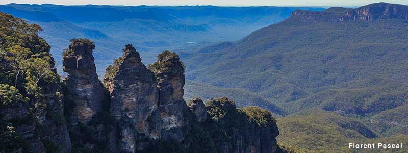 Voyage Australie : Blue Mountains