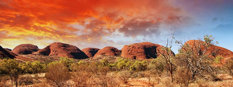 L'Outback Australie